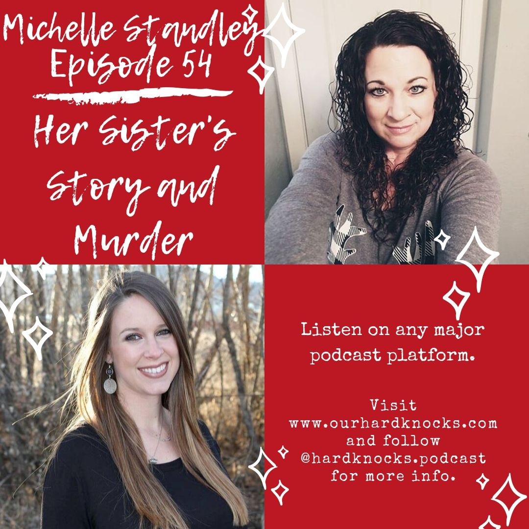 Episode 54: Michelle Standley - Her Sister's Story and Murder