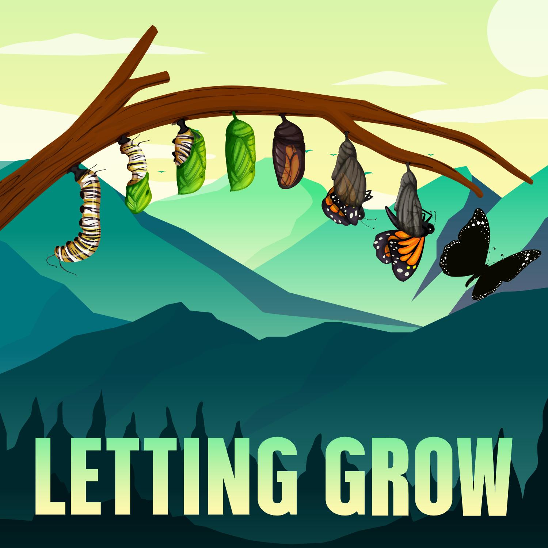 Letting Grow show art