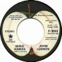 Artwork for Mind Games - John Lennon - Time Warp Song of The Day