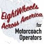 Artwork for EightWheels Across America, Episode 004, Interview with Dispatcher Blake Hagey