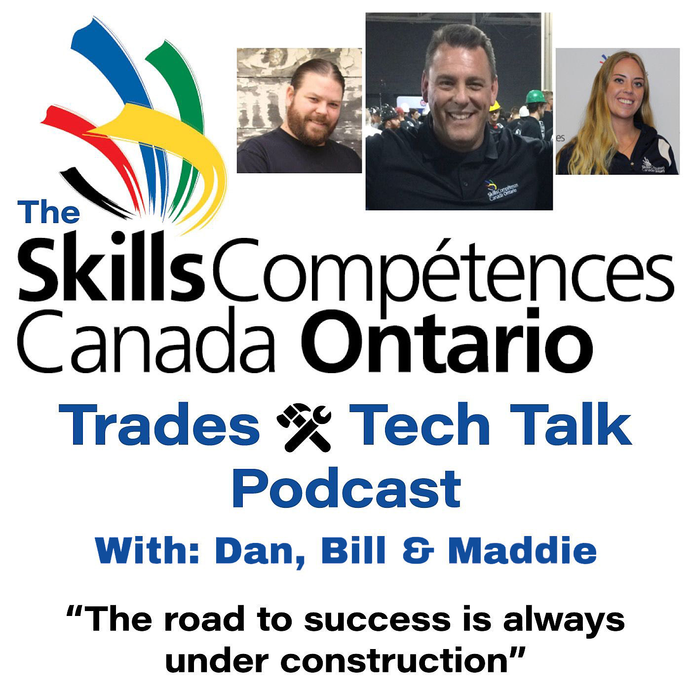 The Skills Ontario Trades & Tech Talk Podcast show art