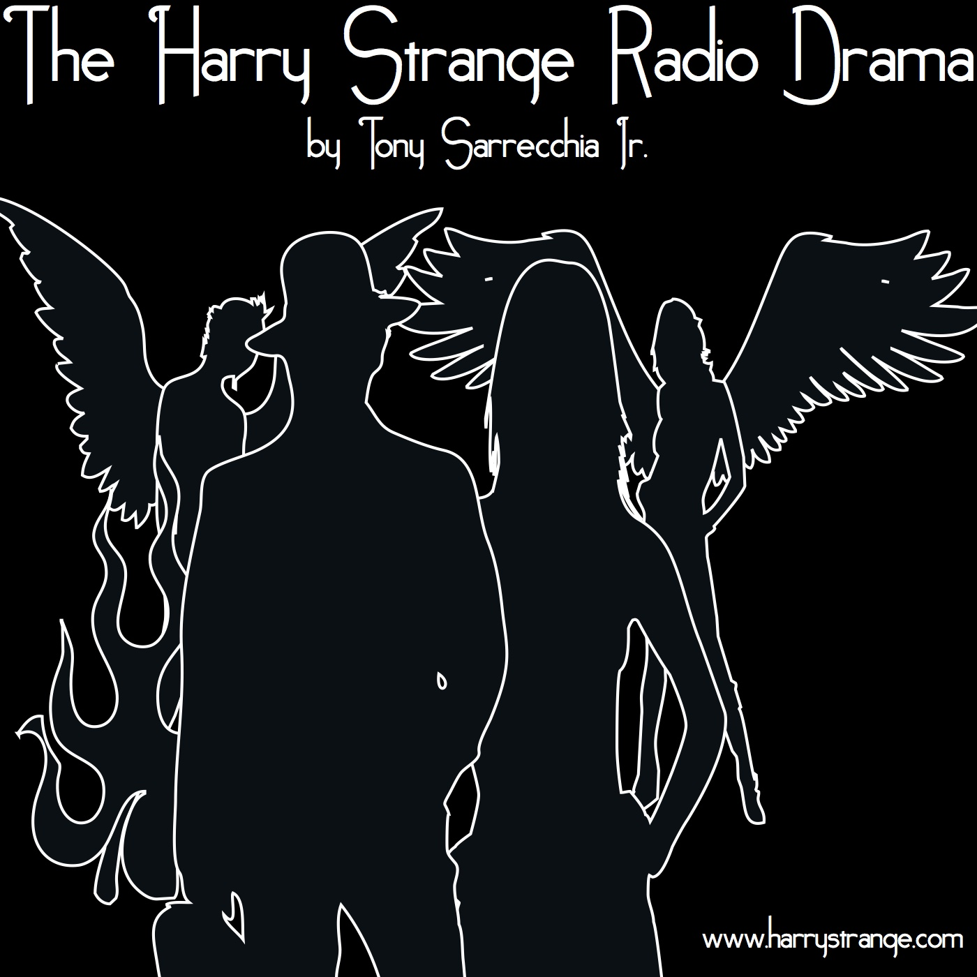 """    Harry Strange TOS "" Podcast"