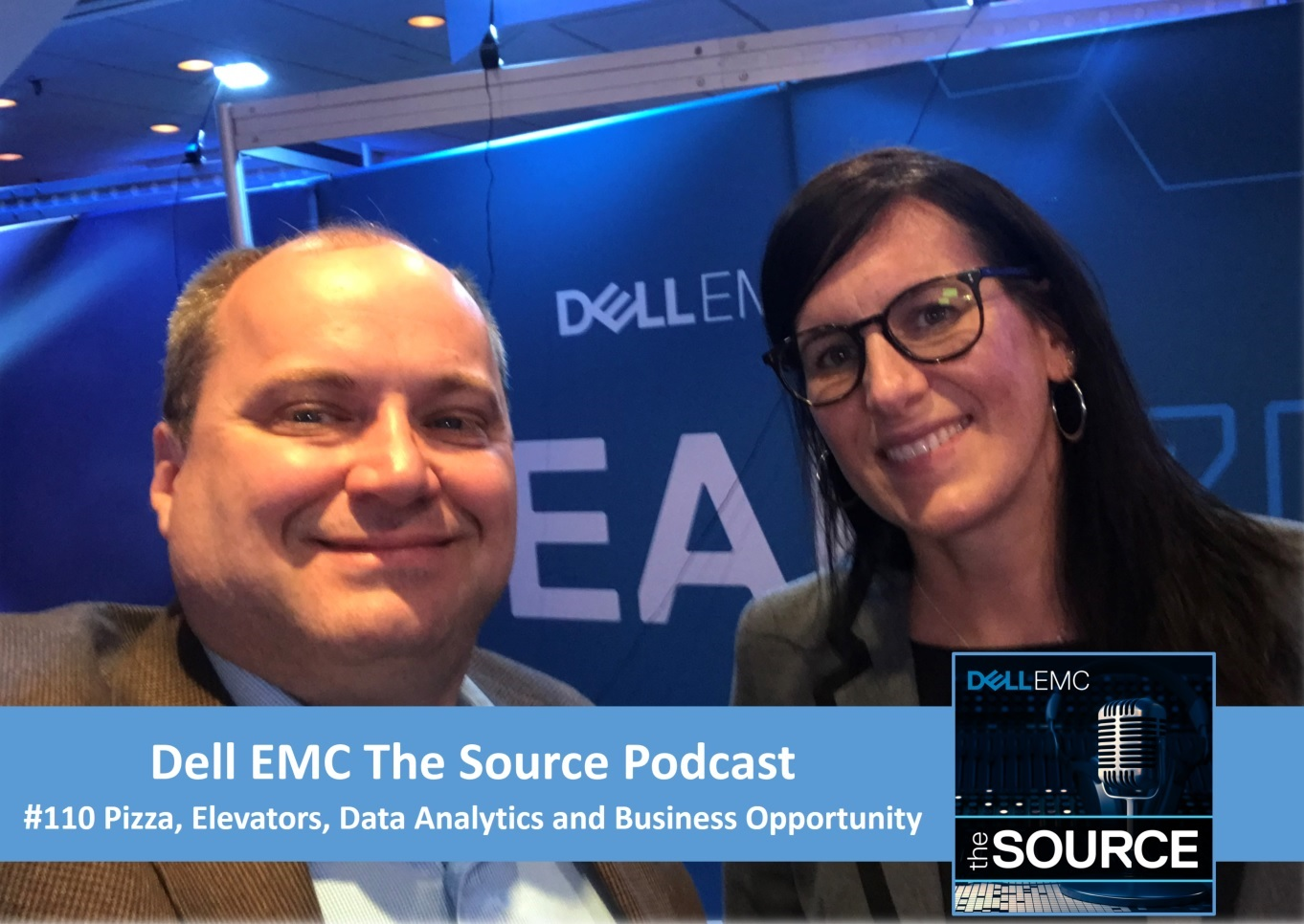 Dell EMC The Sourec Podcast #110: Data Analytics