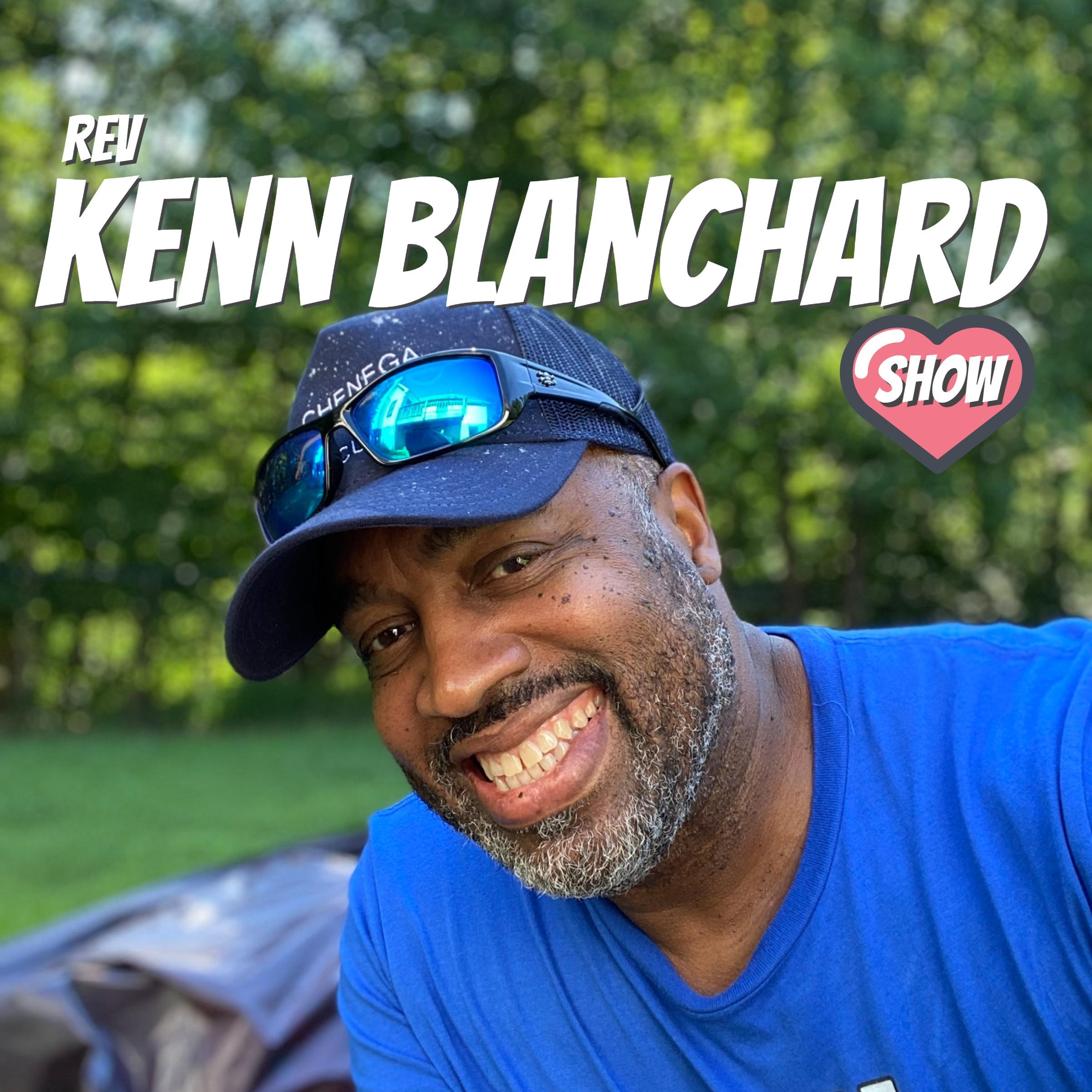 Rev Kenn Blanchard Show show art