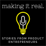 Artwork for Making It Real. Krista Woods, Inventor of GloveStix