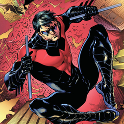 Nightwing issue #2: New 52