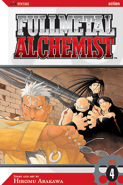 Podcast Episode 192: Fullmetal Alchemist Volume 4