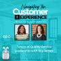 Artwork for 080: Tenets of Quality Service Leadership with Sky Jarrett