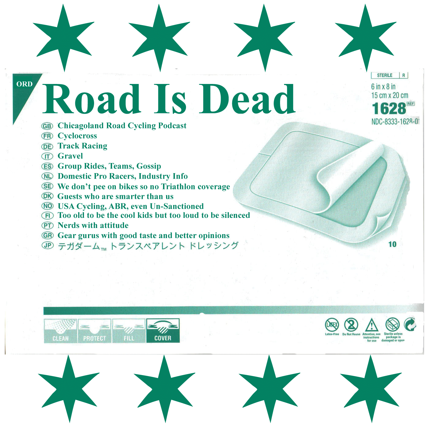 Artwork for Road Is Dead Episode 1
