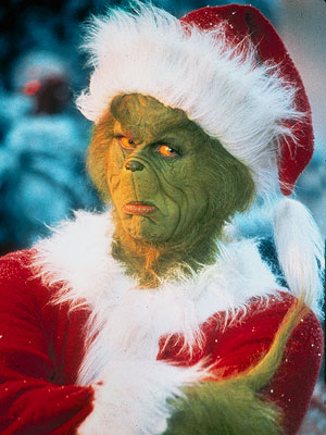 How the Grinch Stole Christmas (Re-Release)