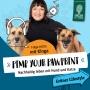 """Artwork for #003 Grüner Lifestyle - mit Kinga Rybinska, Autorin von """"Grüner Hund"""""""