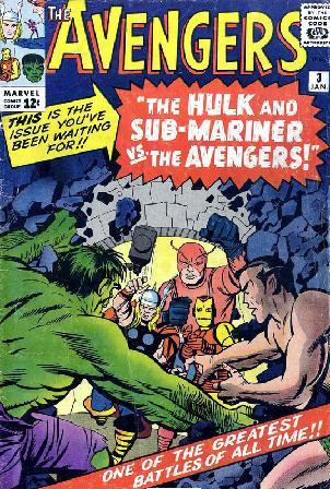 The X-Men Blog -- The Avengers 3