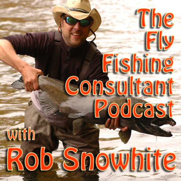 Fly Fishing Consultant Podcast logo
