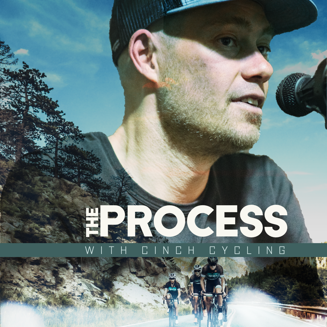 The Process with CINCH Cycling show art