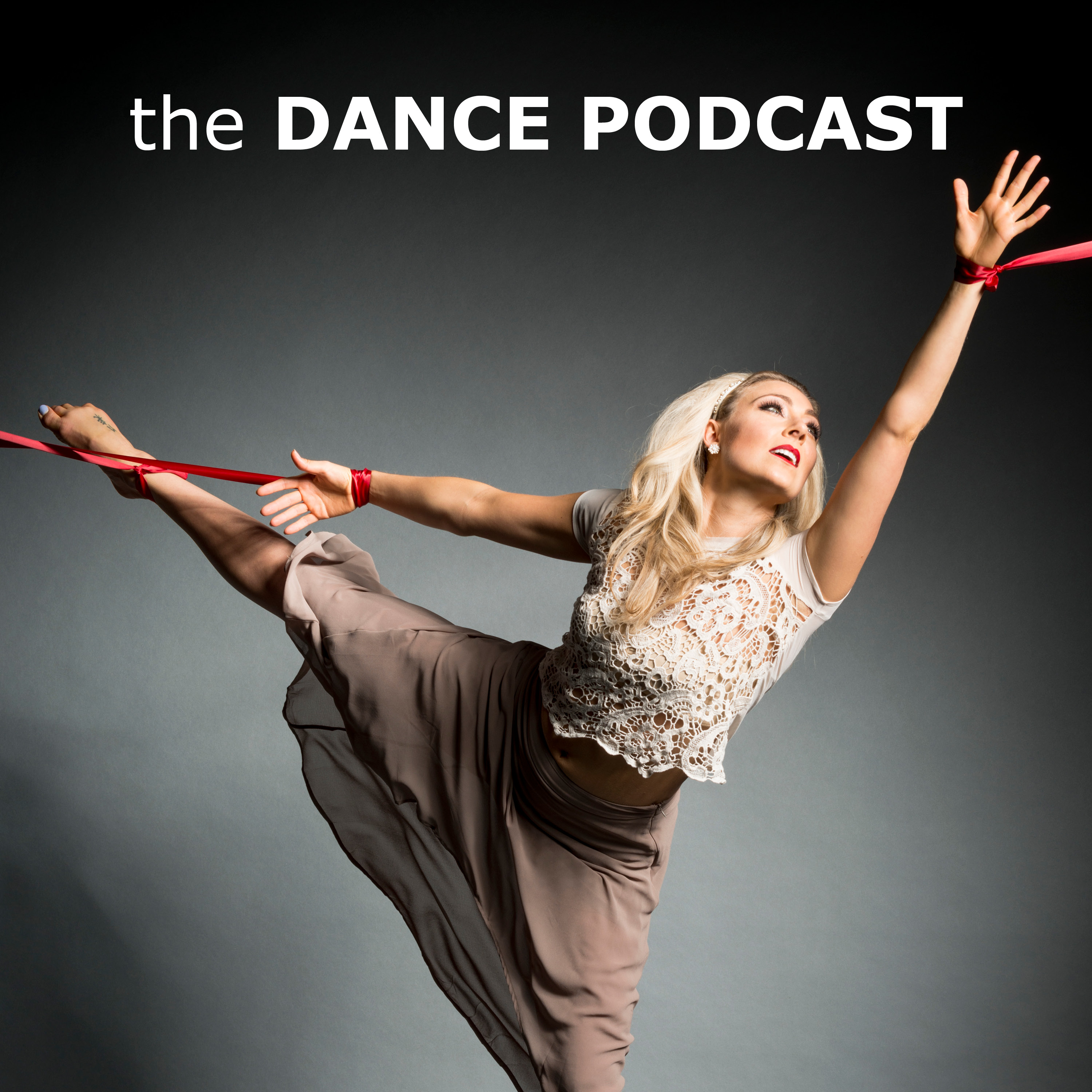 Artwork for #004 Gillian Abbott shares her journey from Cirque to Juilliard to Broadway!