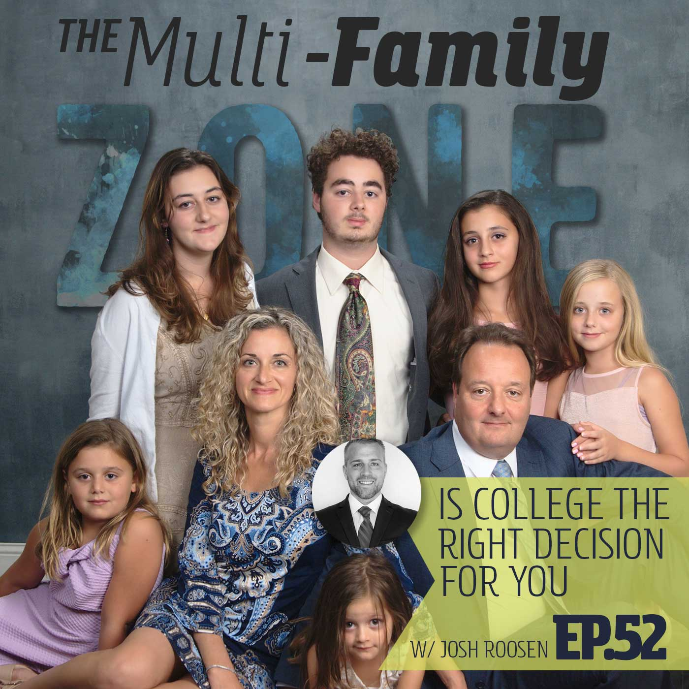 MFZ - Is College the Right Decision for you with Josh Roosen