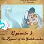 """Artwork for 03: Gravity Falls """"The Legend of the Gobblewonker"""""""