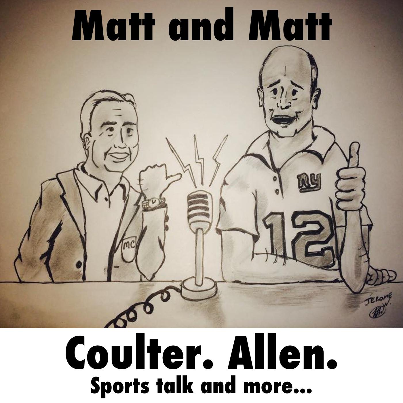 Artwork for Matt and Matt 1: The Beginning