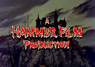 DVD Verdict 882 - Sounds and Sights of Cinema (Hammer Horror)