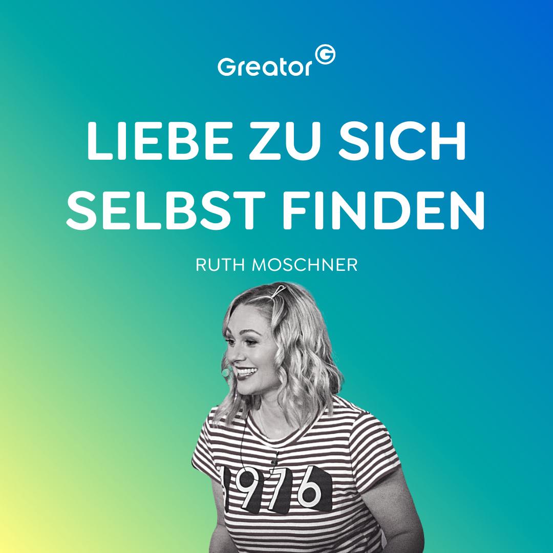 Lernen, was einem gut tut: Vergiss alle Diäten und hör auf dein Bauchgefühl // Ruth Moschner
