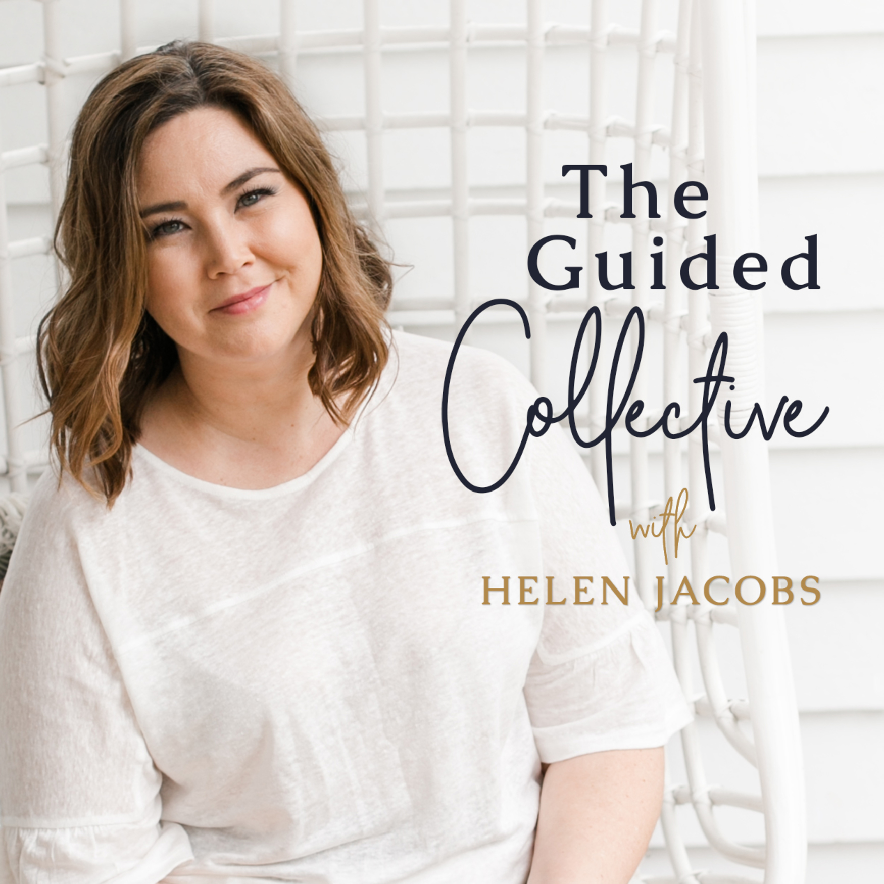 The Guided Collective Podcast with Helen Jacobs show art