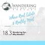 Artwork for Episode 18.3:  Wandering Zen - Why Wander?