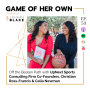 Artwork for 53. Off the Beaten Path with UpNext Sports Consulting Firm Co-Founders, Christian Ross-Francis & Celia Newman