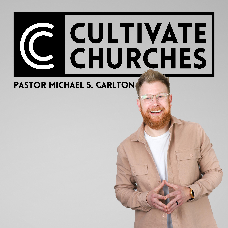 Cultivate Churches Podcast show art