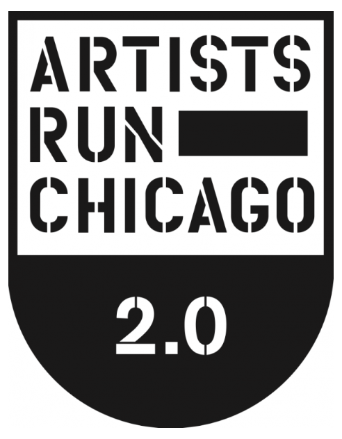 Artists Run Chicago 2.0 logo