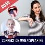 Artwork for #040 Correction when Speaking English