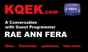 KQEK.com -- Interview with TIFF Bell Lightbox Programmer & Curator Rae Ann Fera
