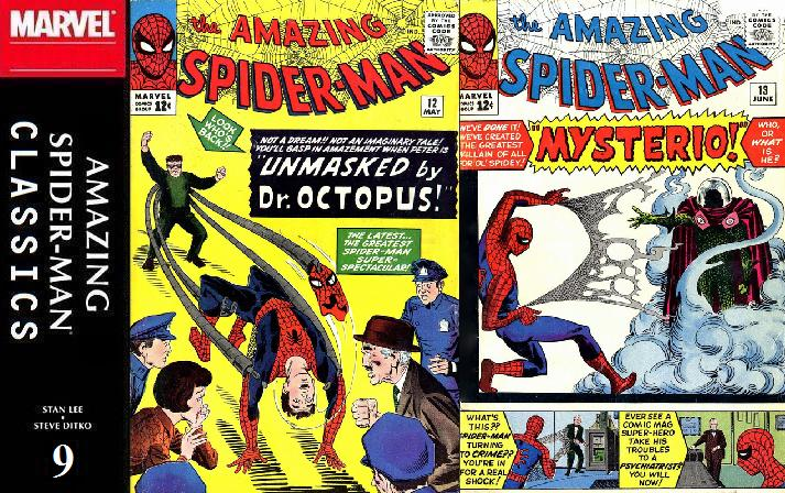 009 ASM Classics - Amazing Spider-Man 12 and 13