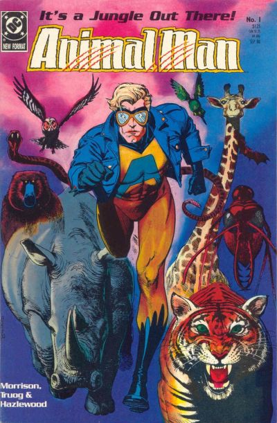 MD 09 Animal Man Promo