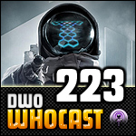 DWO WhoCast - #223 - Doctor Who Podcast