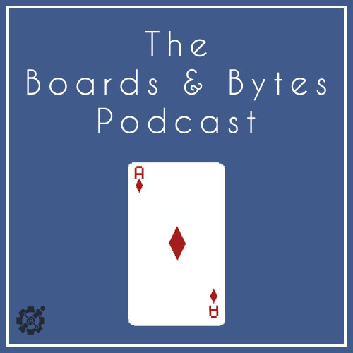 The Boards & Bytes Podcast show art