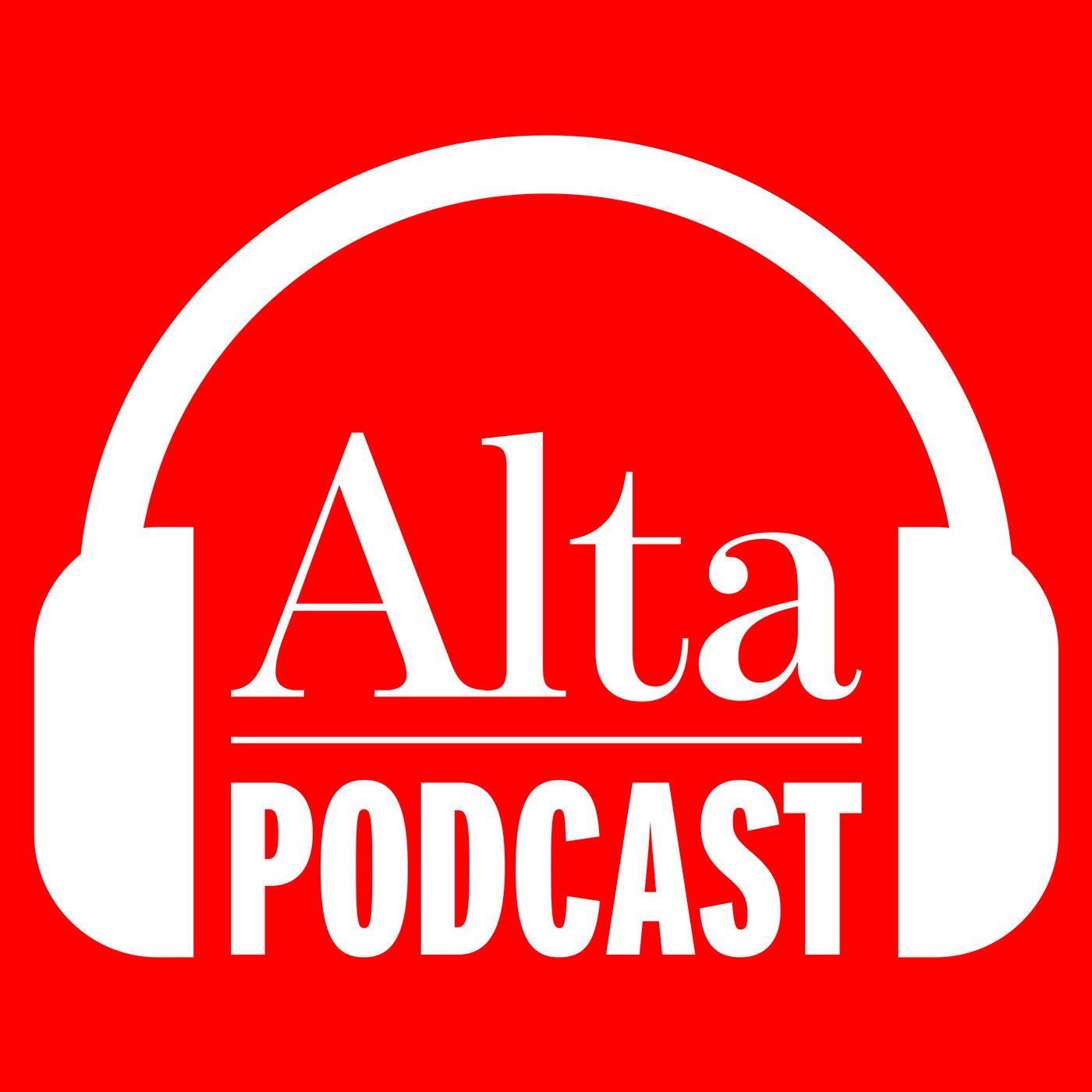 Alta Podcast show art
