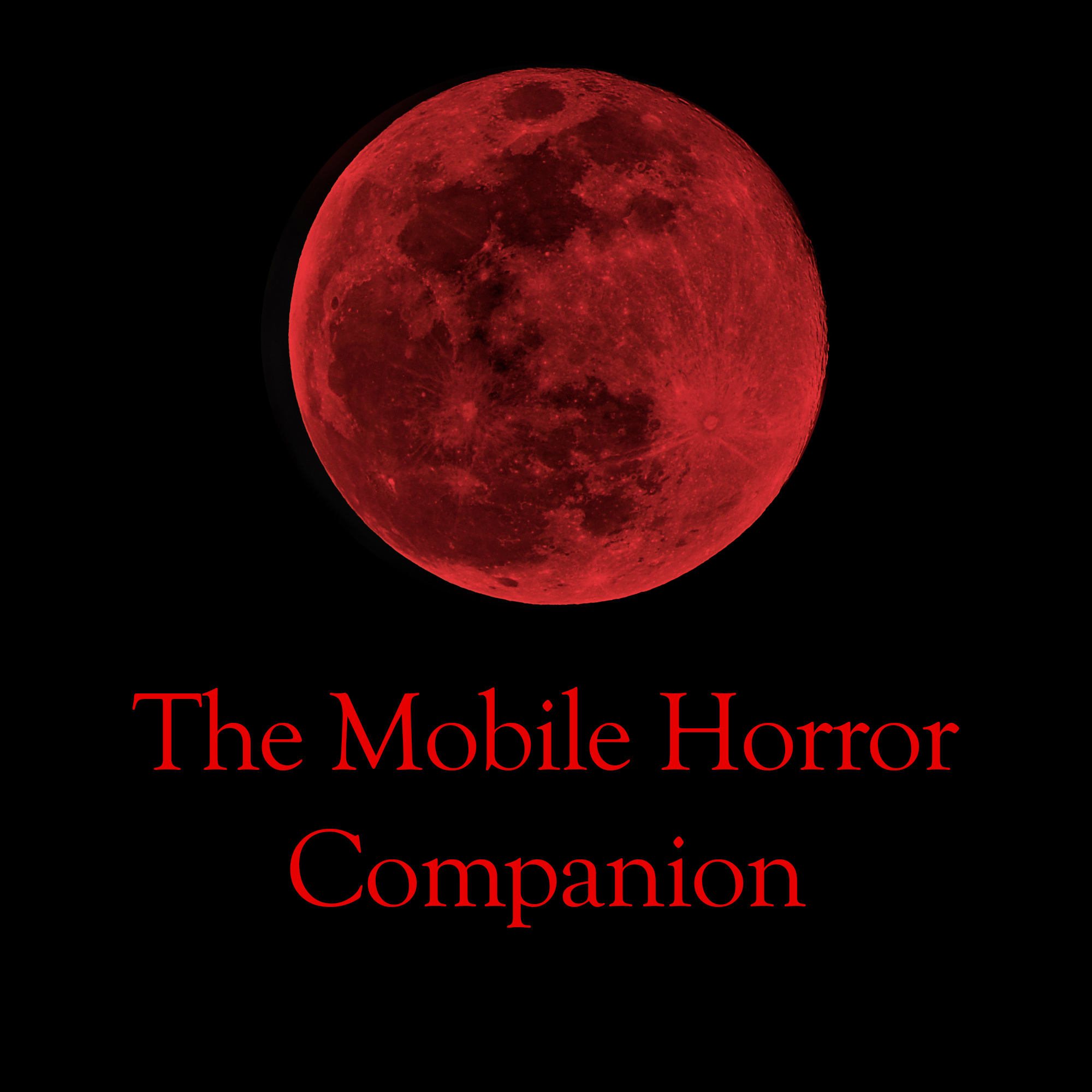 The Mobile Horror Companion show art