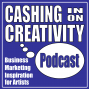 Artwork for CC000 Introduction to the Cashing in on Creativity Podcast