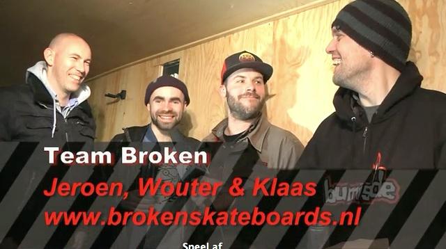 Artwork for ISKB:119 | Broken Skateboards