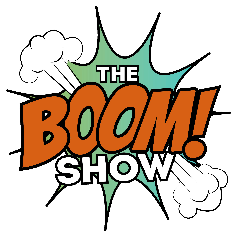 The Boom Show show art