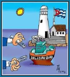 Cuba's Hurricane Pt 3. - Julie Webb