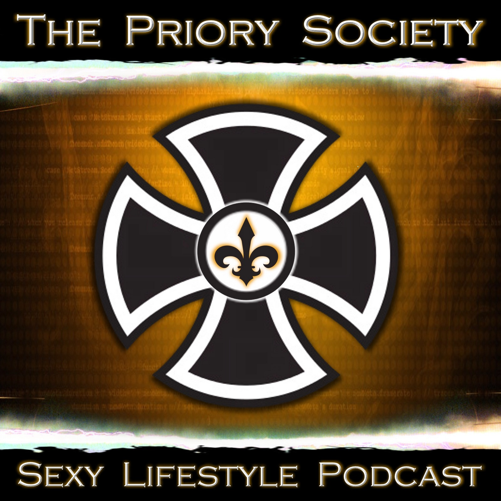 The Priory Society - A Podcast for Swingers show art