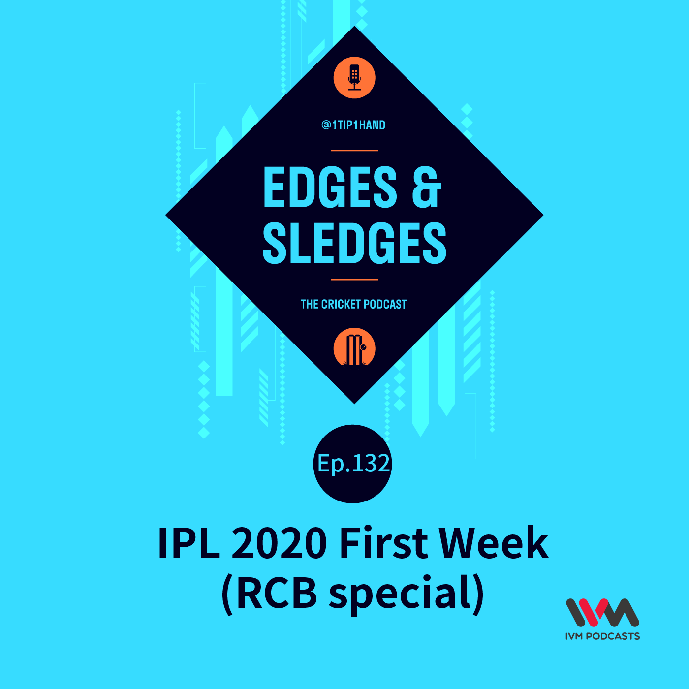 Ep. 132: IPL 2020 First Week (RCB Special)