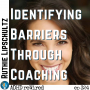 Artwork for 324 | Identifying Barriers through Coaching - Ruthie Lipschultz