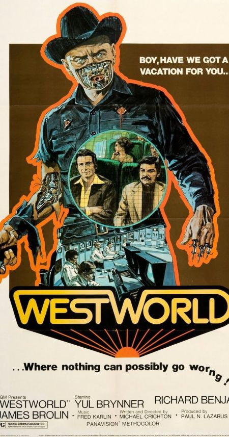Episode  135 - Westworld with Doug and Trilety
