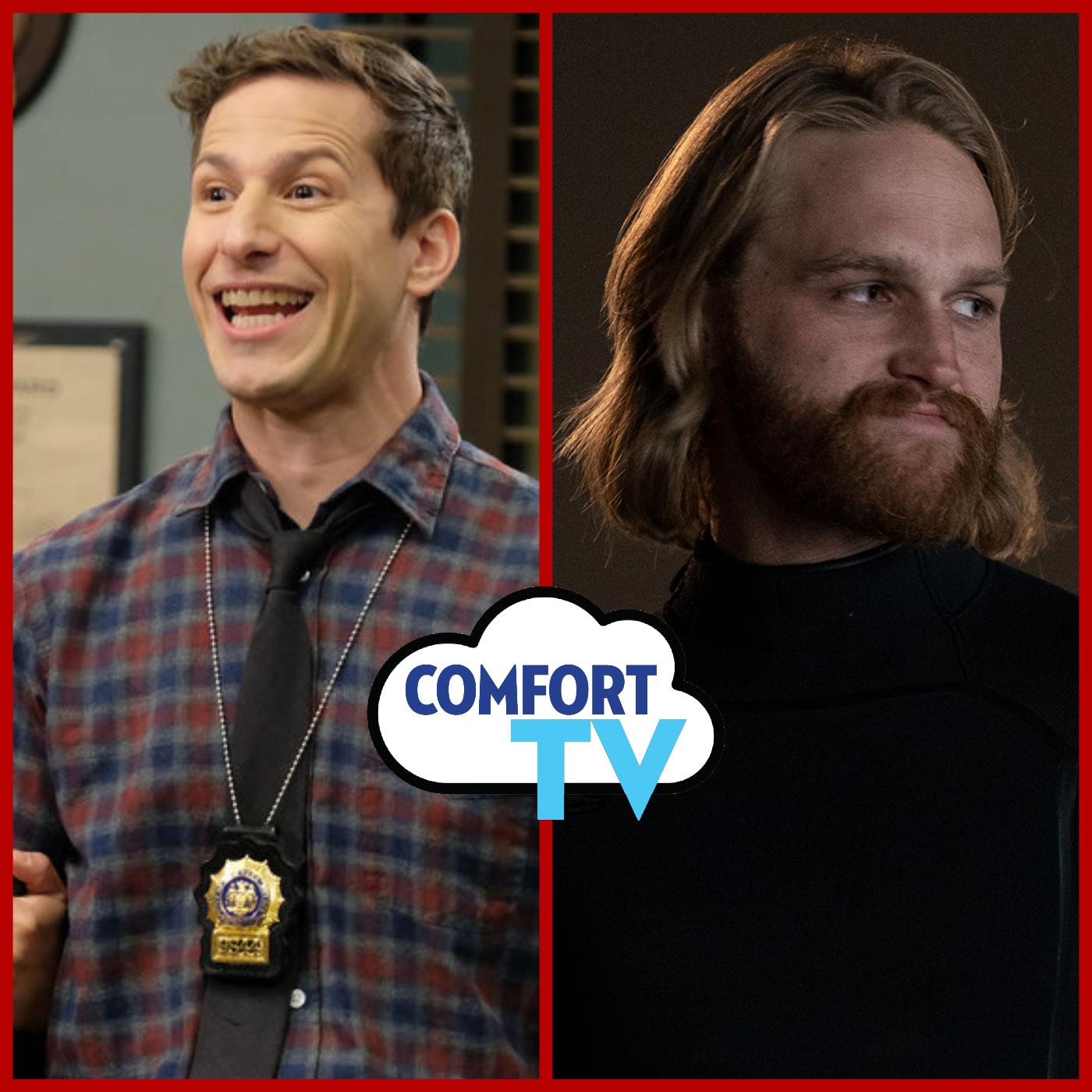 COMFORT TV: Brooklyn Nine-Nine, Lodge 49, and More!