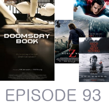 Episode 93 - Doomsday Book and a Trip to the Cinema