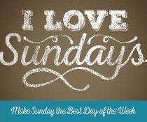 Artwork for I Love Sundays - Good Sundays Make Better Mondays