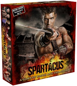 D6G Ep 111: Spartacus Detailed Review & GenCon Highlights