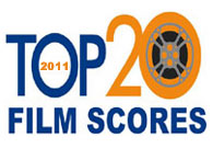 DVD Verdict 1021 - Sounds and Sights of Cinema (Best Film Scores of 2011, Part Two)